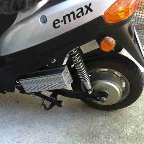 Roller Kratzer Lackieren Kosten by Elektroroller E Max 45km H Neu Bestes Angebot Roller
