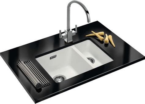 fragranite kitchen sinks ceramic fragranite undermount kitchen sinks plumbworld