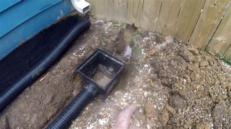 sump pump for backyard drainage gravel drain apple drains