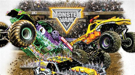 monster truck show toronto monster jam 174 kicks off 2016 canadian tour in toronto