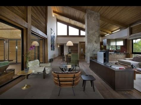 home interior materials modern mountain house designs build with material