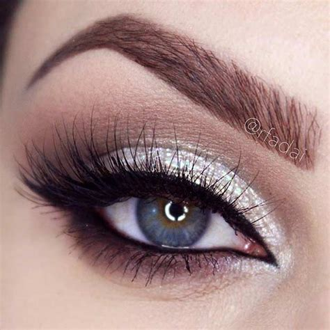 Wedding Eye Makeup by 31 Beautiful Wedding Makeup Looks For Brides Page 3 Of 3