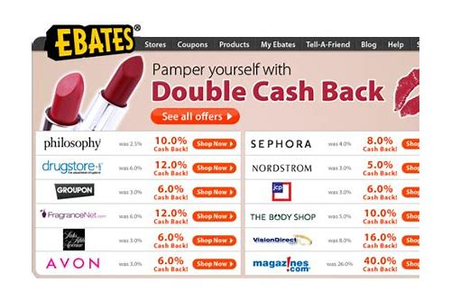 ebates coupon code nordstrom