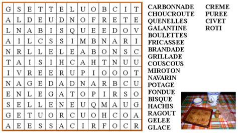 jeux mots m 234 l 233 s quot plats cuisin 233 s quot le de ludovica