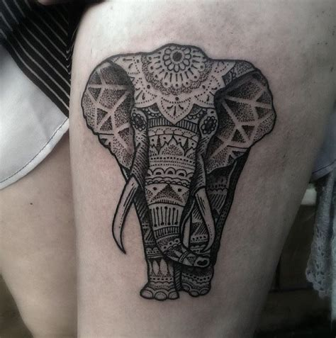 black ink crew tattoo designs 35 best on elephant images on