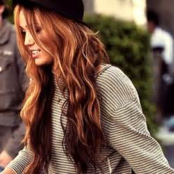 beautiful hair colors fall hair color pay no attention that it is miley lol