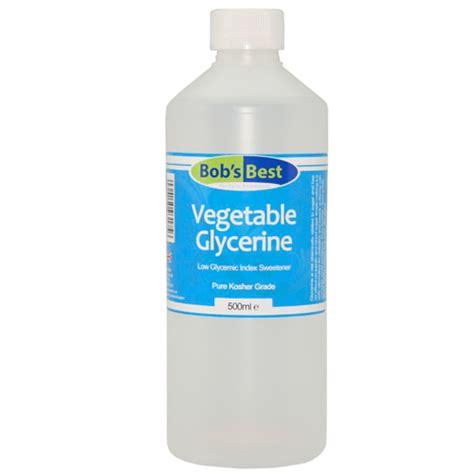 Vegetable Gliserin Vg Vegetable Glycerin 500 Gram T3010 4 vegetable glycerine 500ml