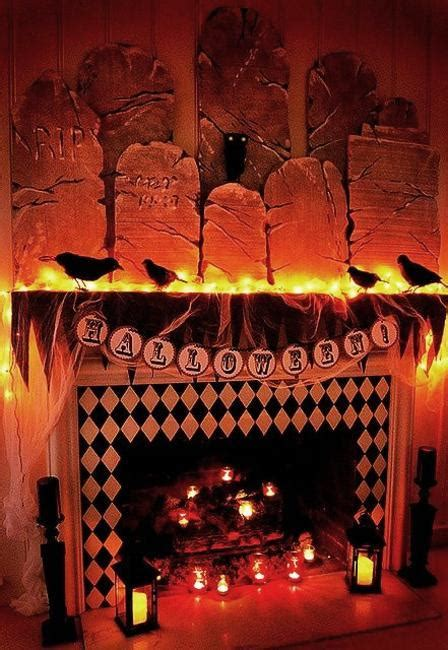 cheap ideas  family friendly halloween decorating