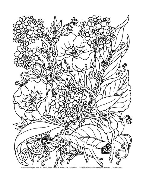 florals a coloring book for adults coloring collection books free coloring page 171 coloring savage flowers