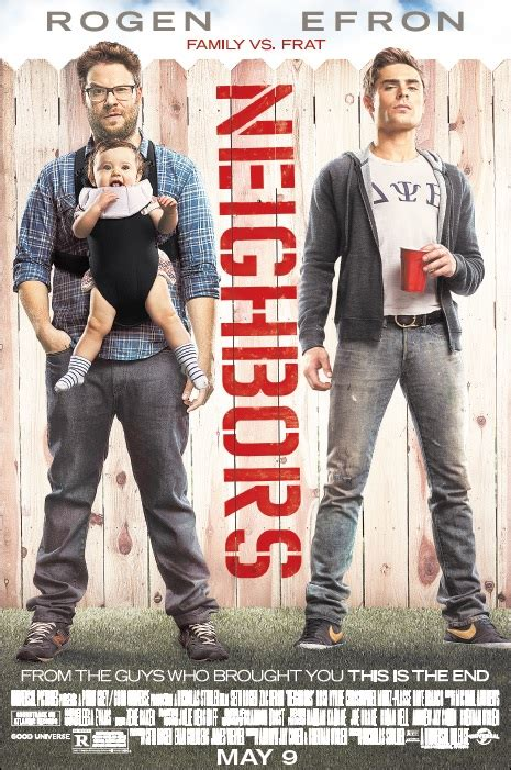 How To Make A Film In A Neighbors Town   film neighbors lives beside seth rogen s past