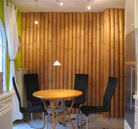neo arquitecturaymas originales paredes decoradas  bambu