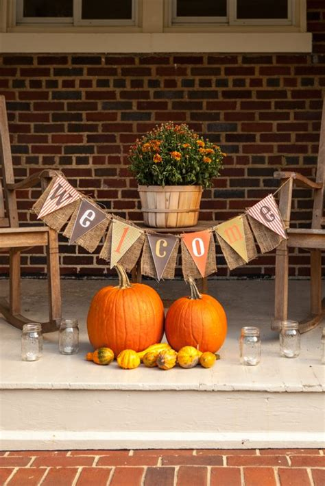 burlap fall decorations 15 simple breathtakingly ingenious and beautiful burlap