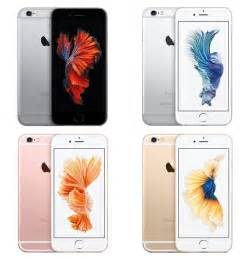 iphone 6s colors what iphone 6s color to buy gold gold silver or gray
