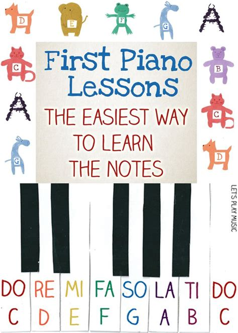 tutorial piano for beginners the 25 best kids piano ideas on pinterest how to learn