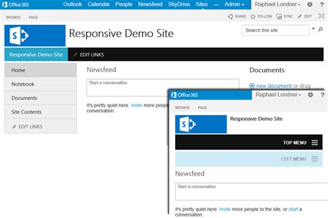 sharepoint responsive template get the responsive sharepoint wsp solutions on codeplex