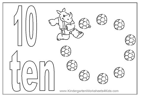 coloring pages numbers 10 20 number coloring pages 1 10