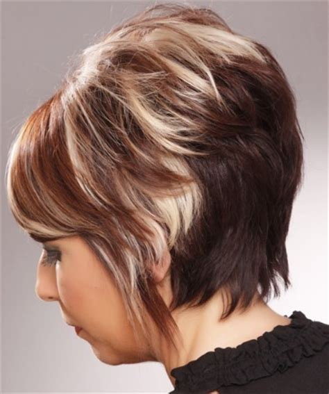 short hairstyles with dye short hair colors and styles bakuland women man
