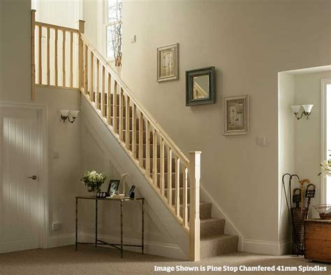 stair banister kits complete stair balustrade set by