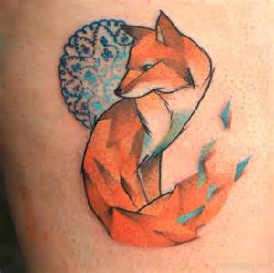 fox tattoos tattoo designs tattoo pictures page 19