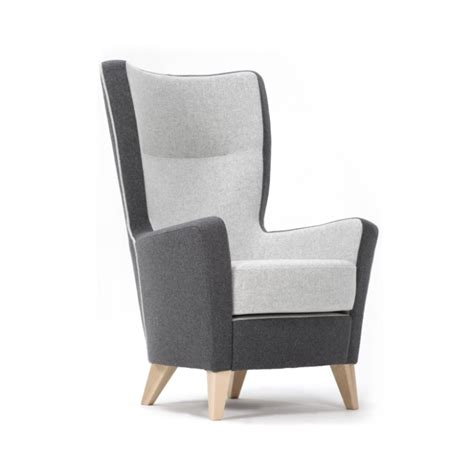 Armchair With High Back by High Back Armchair Knightsbridge Furniture