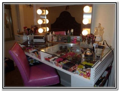 Diy Bedroom Vanity Table by 51 Makeup Vanity Table Ideas Ultimate Home Ideas