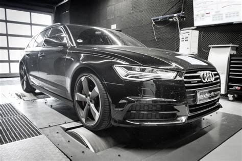 Audi A6 3 0 Tdi Tuning by Audi A6 3 0 Tdi Bi Turbo Mit 373ps By Mcchip Dkr