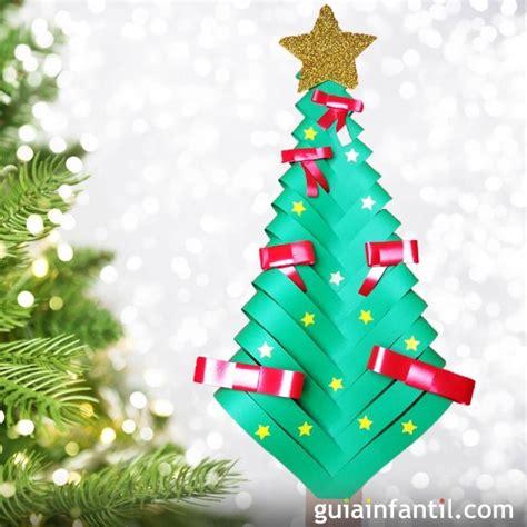 193 rbol de navidad con cartulina manualidad infantil con