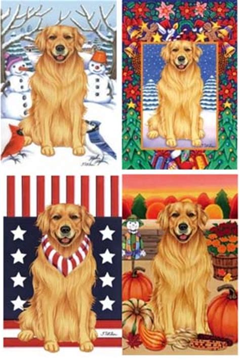 golden retriever flags the golden retriever shop flags outdoor decor section