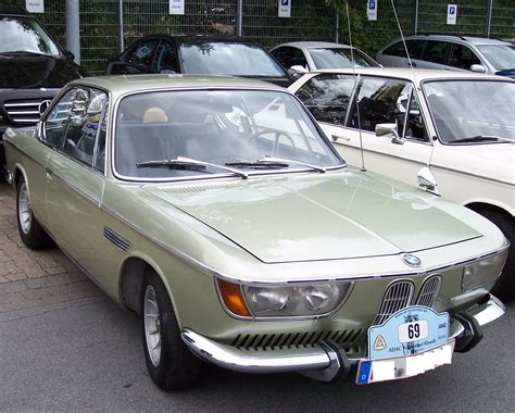 Bmw 2000cs Bmw 2000cs And 2000c History Of Model Photo Gallery And