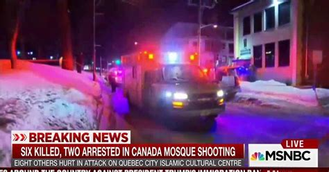 Breaking News Smith Dies At 39 Second City Style Fashion by Breaking 6 Killed 2 Arrested In Canadian Mosque Shooting