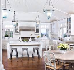 Coastal Kitchen Ideas - coastal kitchen kitchen pinterest