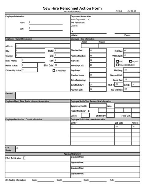 new hire template forms search results calendar 2015
