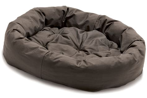 doggy beds donut dog bed presented by dog beds comfort com