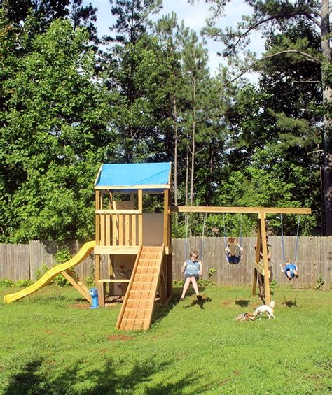 swings and things prices diy swing set part 3 the swing set has swings