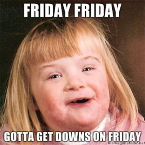 Friday Song Meme - image 114468 rebecca black friday know your meme