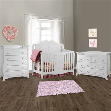 Storkcraft Princess Crib by Storkcraft 3 Nursery Set Princess Convertible Crib