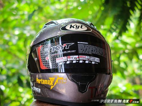 Kaca Visor Kyt Rc7 K2r R10 pasang flat visor kyt rc7 gang dan bikin keren pertamax7