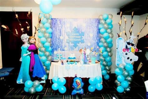 frozen themed party entertainment book best frozen theme party birthday party package in