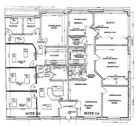 office building floor plan image gallery office building plans