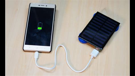 how to make solar mobile charger how to make solar mobile charger ii simple ii