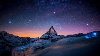 How To Paint A Wall Mural In A Bedroom Night Mountain Wallpapers Wide Poster Pinterest