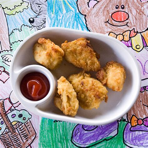 Freezer Nugget freezer recipe up and freezing chicken nuggets
