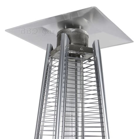Real Flame Pyramid Patio Heater Outdoor 13kw Real Pyramid Patio Heater