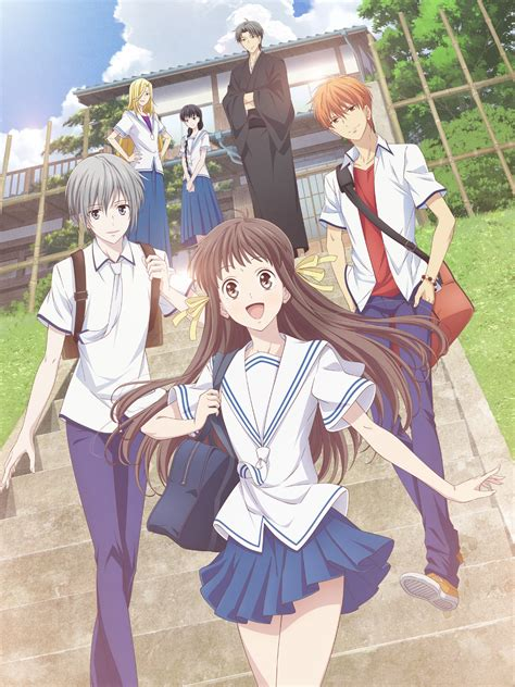 fruits basket  anime fruits basket wiki fandom