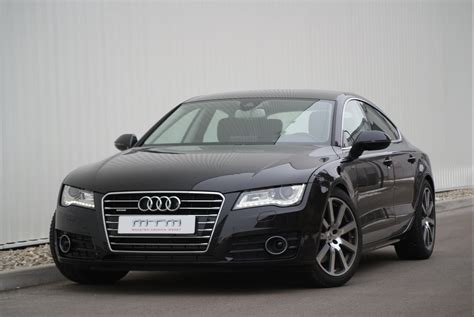 Audi S7 Mtm by Audi A7 Gently Touched By Mtm Autoevolution