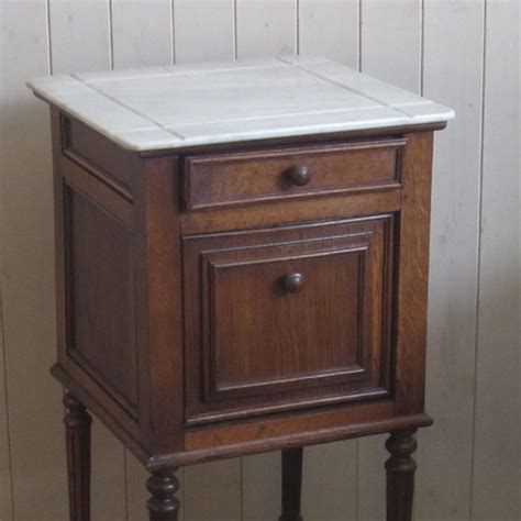 vintage bedside table antique bedside table bt1