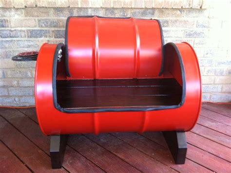 Diy Sofa Upholstery 55 Gallon Metal Drum Project Ideas Home Design Garden