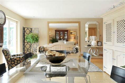contemporary bungalow with luxury interiors for sale in