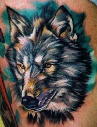 howling wolf tattoo designs images
