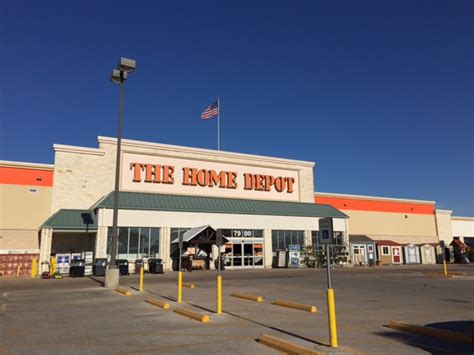 the home depot tx business information